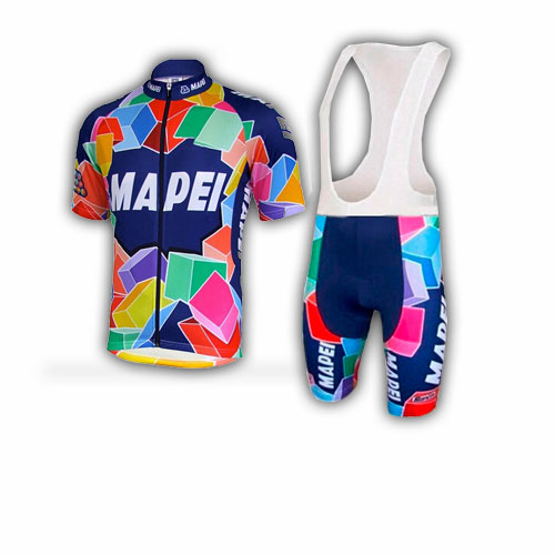 Mapei Retro Team Cycle Kit