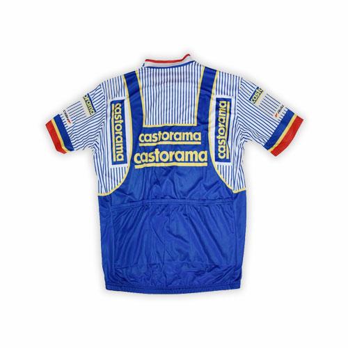 Castorama Team Retro Cycling Jersey