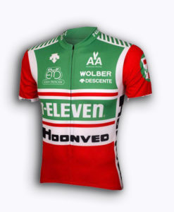 7-Eleven Team Cycle Jersey SALE