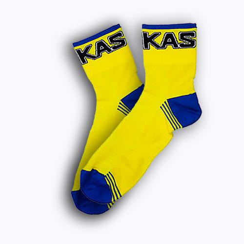 f3bdb09cd KAS Cycling Team Socks Reproduction Retro Bicycle