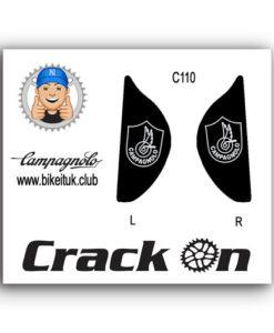 Campagnolo Brake Lever Designs Black