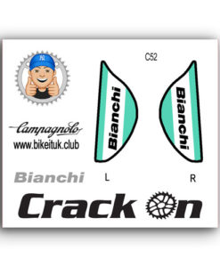 Bianchi Campagnolo Brake lever design
