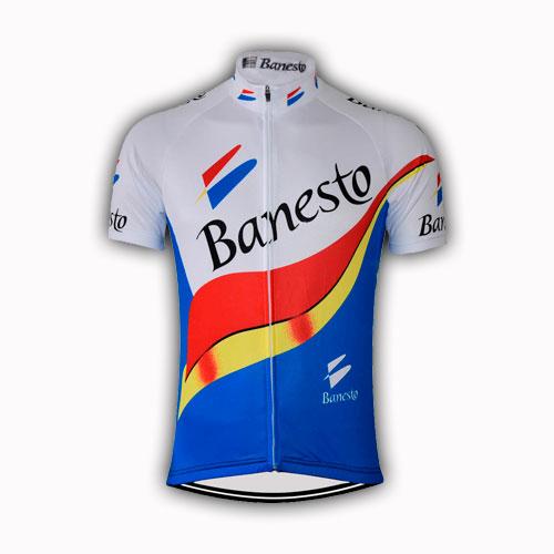 7f3b7824a Retro Banesto Team Cycling Kit - Retro Banesto Team Cycling Kit