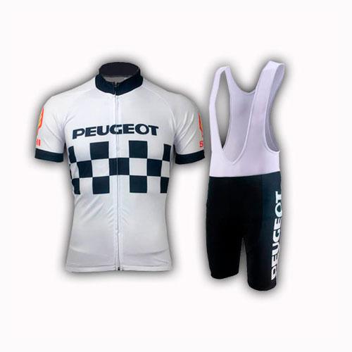 Retro Peugeot Team Cycling Kit