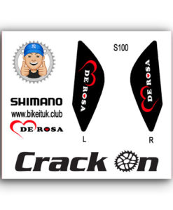 De Rosa Shimano Brake lever design black