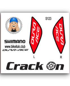 Shimano Dura Ace Brake lever Designs