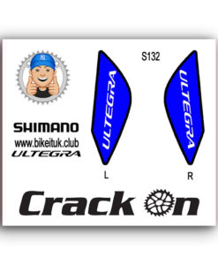 Shimano Ultegra Brake Lever Design Blue