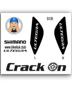 Shimano Ultegra Brake Lever Design Black