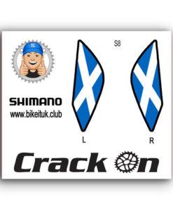 Scottish Shimano Brake lever Design