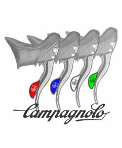 Campagnolo Brake lever designs