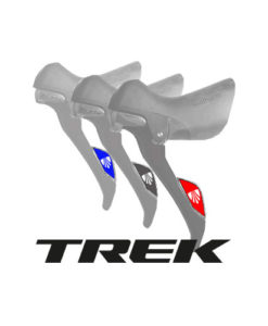 Trek Shimano Brake lever stickers
