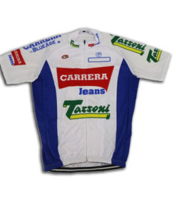 Retro Carrera Cycling Team Jersey