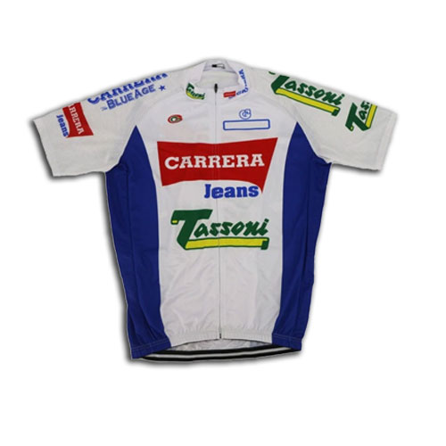 Retro Carrera Cycling Team Jersey