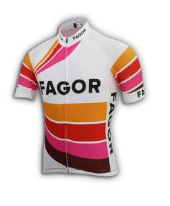 Retro Fagor Cycling Team Kit Jersey