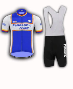 Panasonic Cycling Clothing