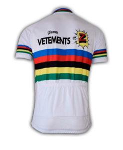 Retro White Team Z Vetements Team Kit