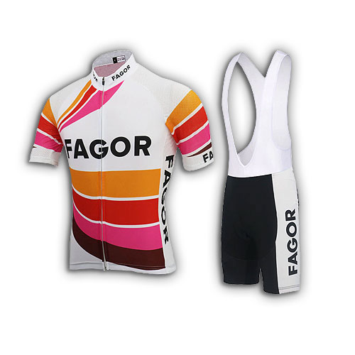 3587a132a Retro Fagor MBK Cycling Team Kit - Team Cycling Clothing
