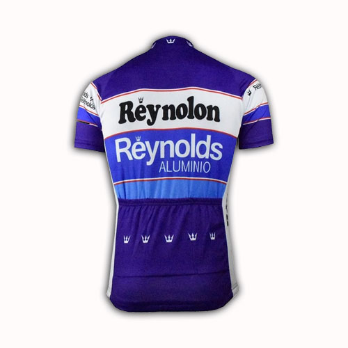 Retro Reynolds Cycling Jersey