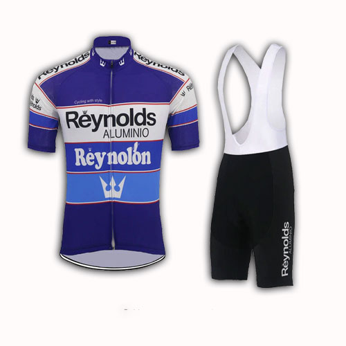 Retro Cycling Clothing Reynolds