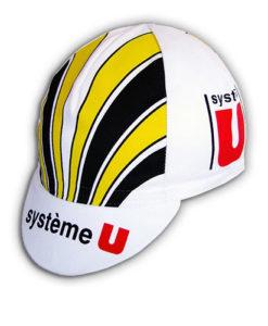 System U Team Cycling Cap