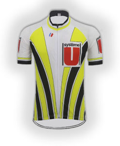 Raleigh Super U Team Jersey