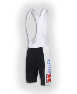 Retro Raleigh Super U Team Bib Shorts