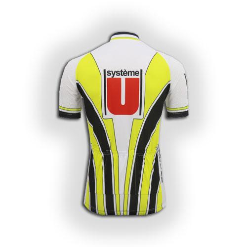 Retro Raleigh Super U Team Jersey