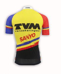 Retro TVM Cycling Jersey