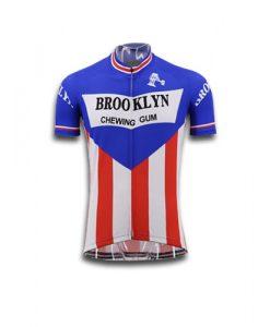 Retro Brooklyn Cycling Jersey