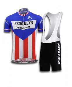 Brooklyn Retro Cycling Kit FREE Worldwide Shipping