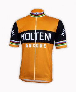 Eddy Merckx Retro Cycling Jersey