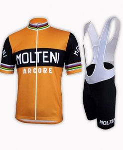 Molteni Arcore Retro Cycling Kit