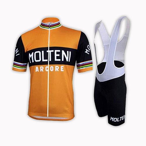 Molteni Arcore Retro Cycling Kit