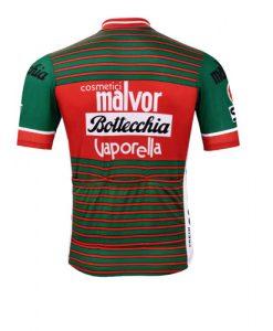 Retro Team_Malvor_Bottecchia_Cycling_Jersey