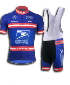 US Postal Service Retro Cycling Kit