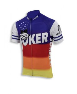 Joker Retro Cycling Jersey