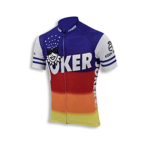 Joker Retro Cycling Jersey