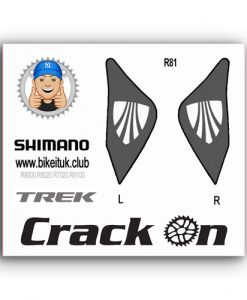 Trek Road Bike lever Stickers