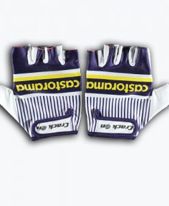 Castorama Cycling Team Gloves