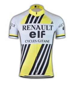 Renault Elf Cycling Team Jersey
