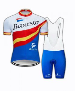 Banesto Retro Cycling Team Kit