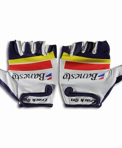Banesto Retro Cycling Gloves